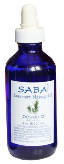 Sabai Rosemary Massage Oil