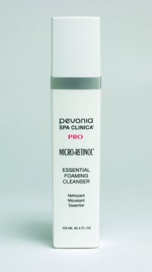 Micro Retinol FOAMING CLEANSER  ( lotiune demachianta )